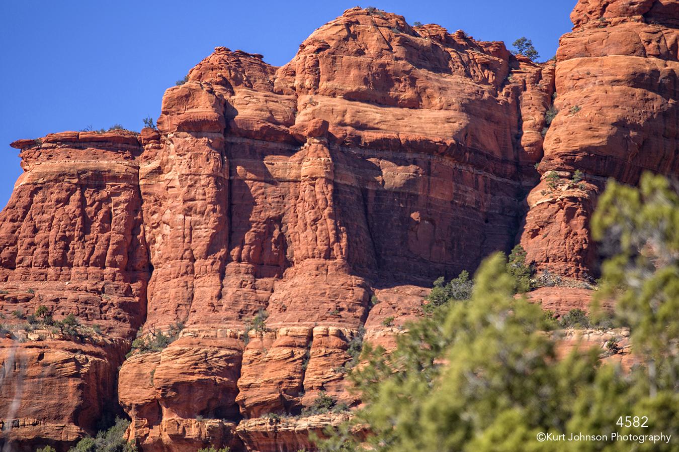 landscape rocks desert red