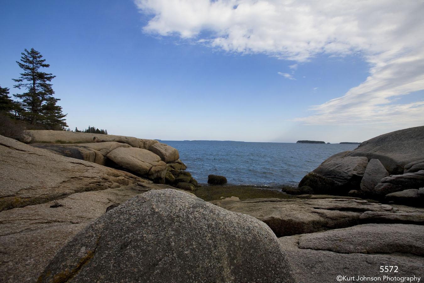 waterscape landscape rock water rocks