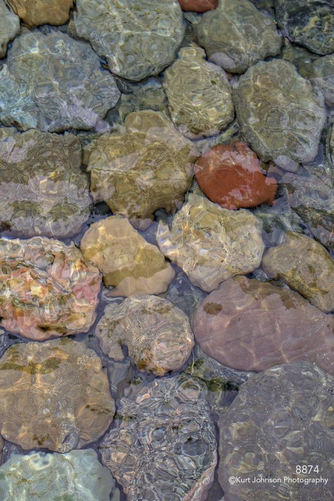 water rocks texture