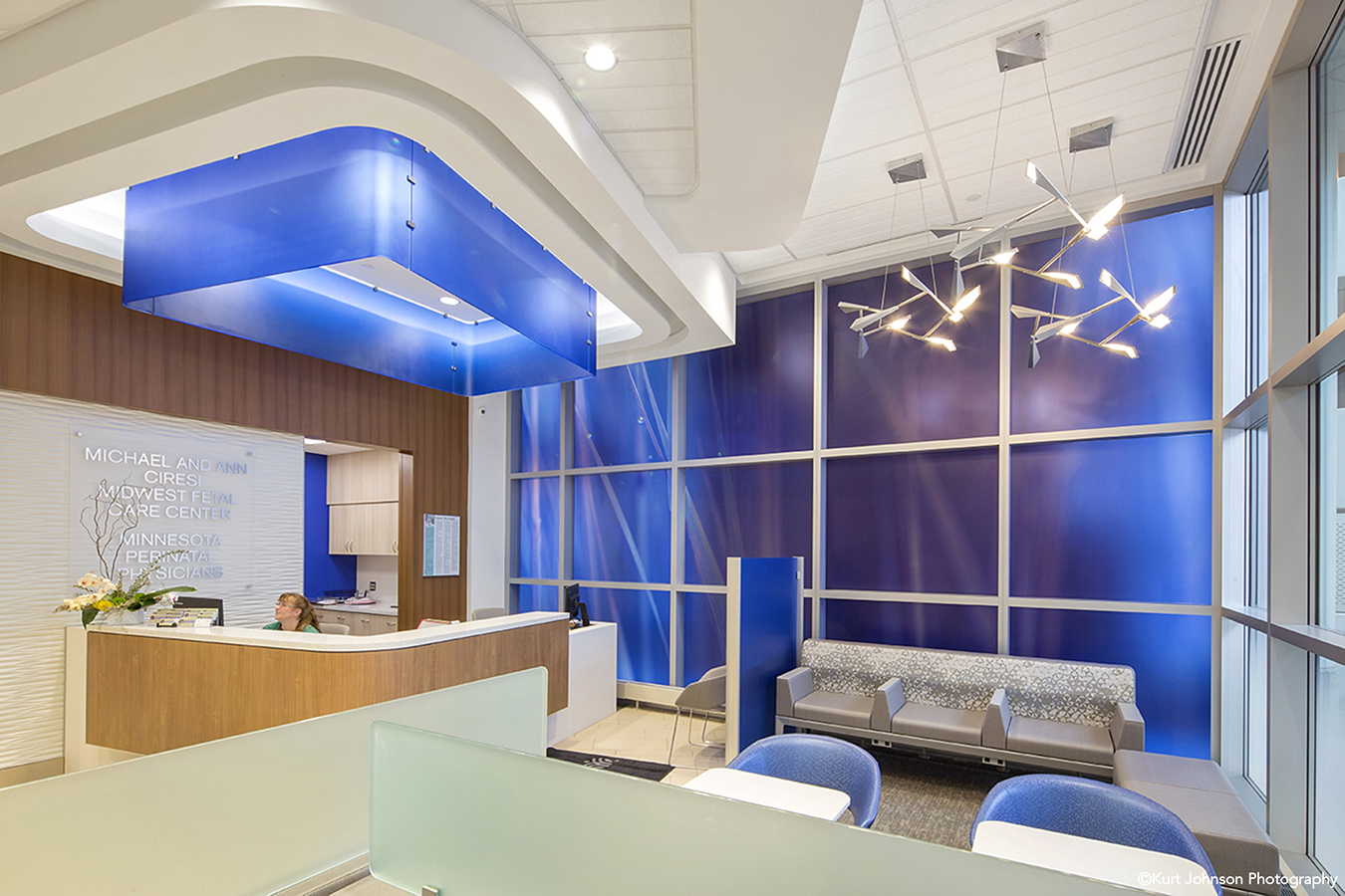 Install-film-glass-art-Midwest Fetal Care Clinic-MN-HDR Minnesota