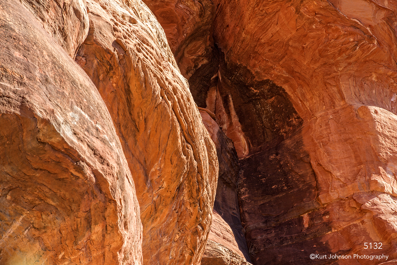 landscape rocks red orange texture abstract