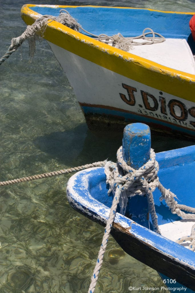 waterscape ocean water boats mexico