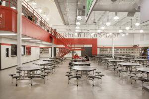 architectural education interiors architecture cafetaria school