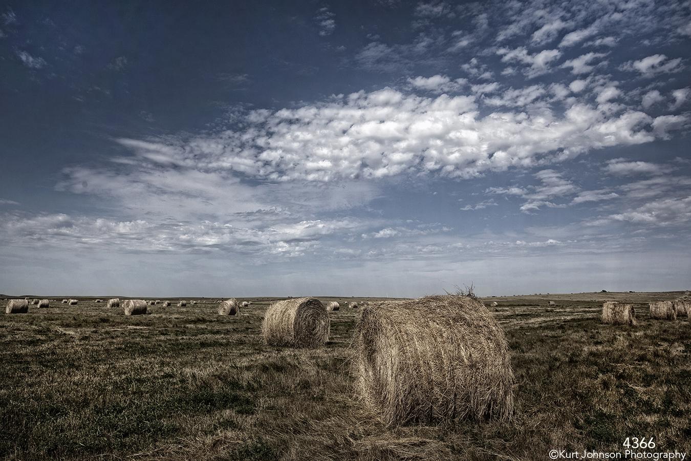 interpretations interpretation filter clouds landscape hay sky fade midwest rural