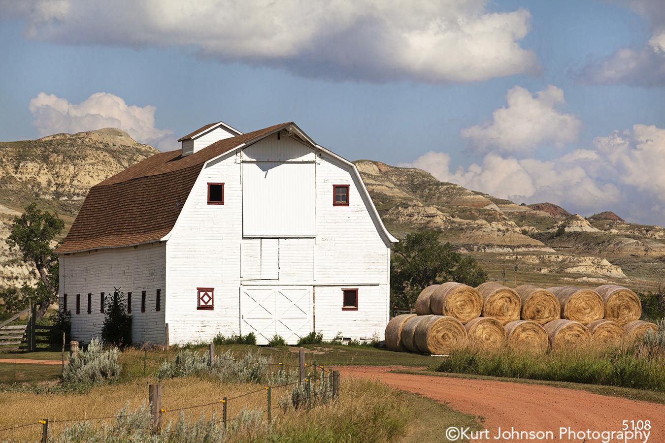 landscape rural barn farm clouds hay mountains