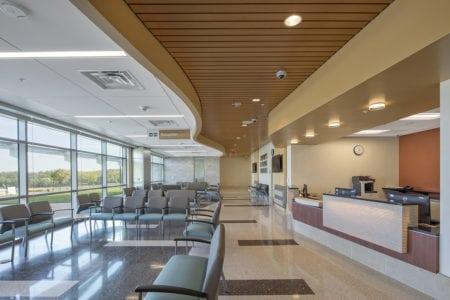 architectural interiors healthcare clinic interior design lobby waiting