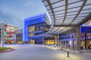 architectural architecture exteriors healthcare CHI bergan