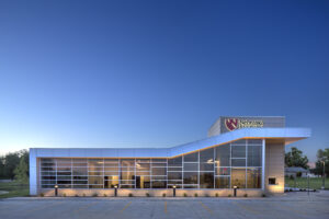 architectural exteriors healthcare architecture exterior