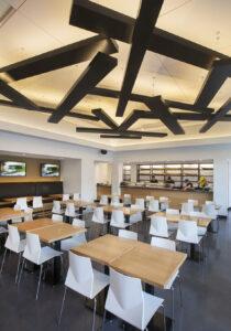 architectural architecture interiors interior design restaurant hiro88 lighting