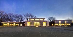 architectural architecture exteriors healthcare exterior