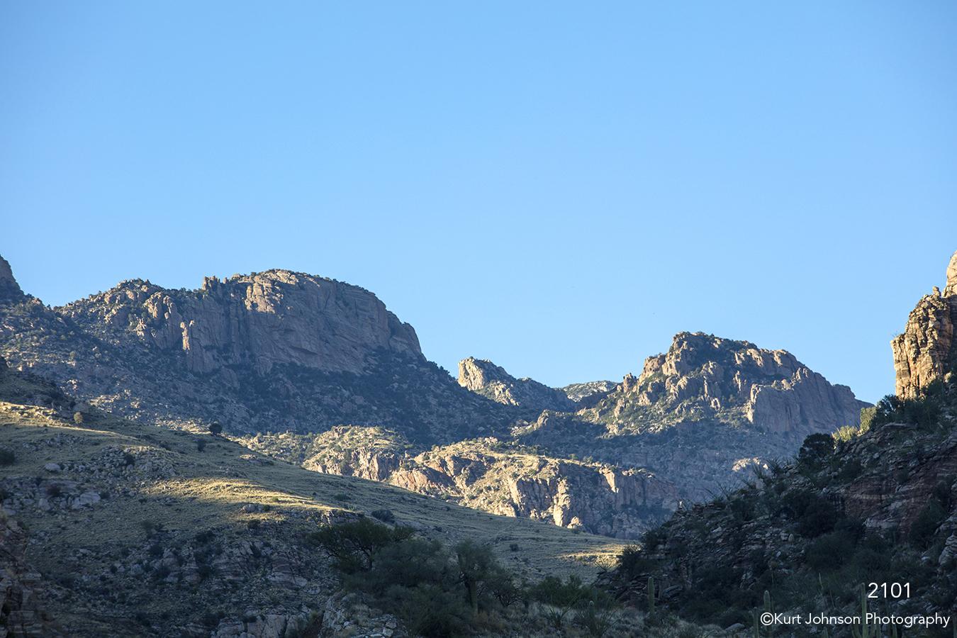 southwest landscape desert