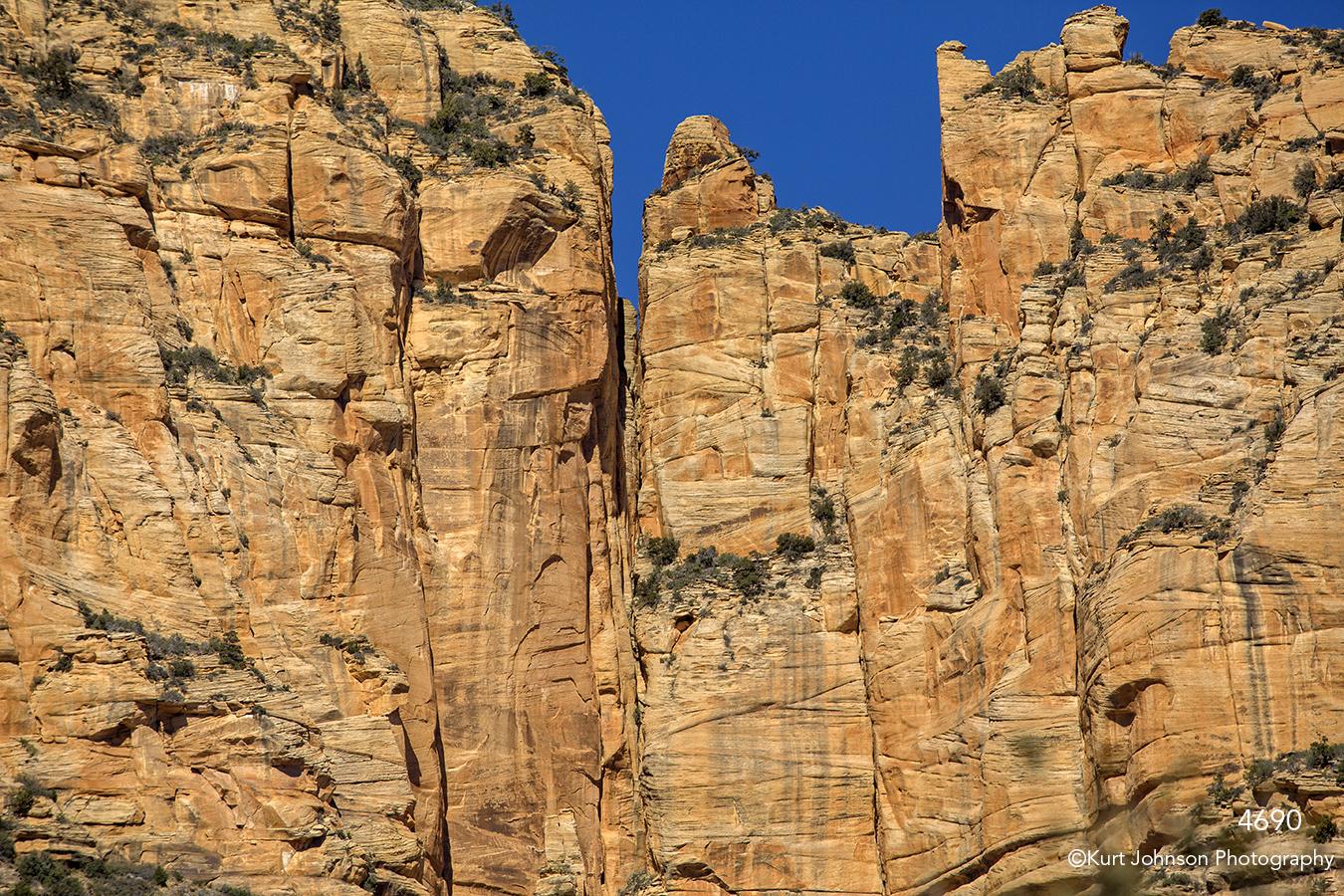 southwest cliffs rocks texture mountains