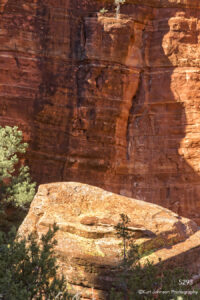 southwest texture orange desert rocks