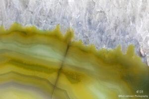 texture rock yellow geod