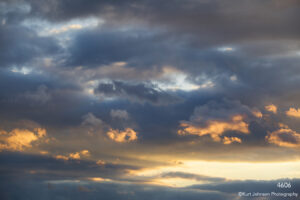 texture clouds blue orange