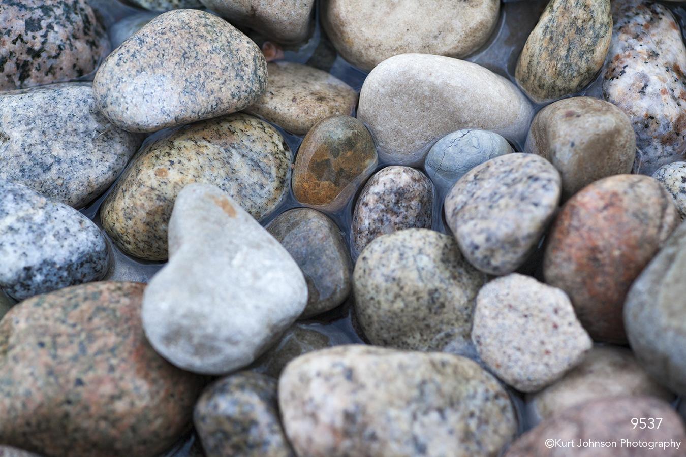 texture rocks earthtones