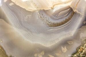 texture rock white cream geod