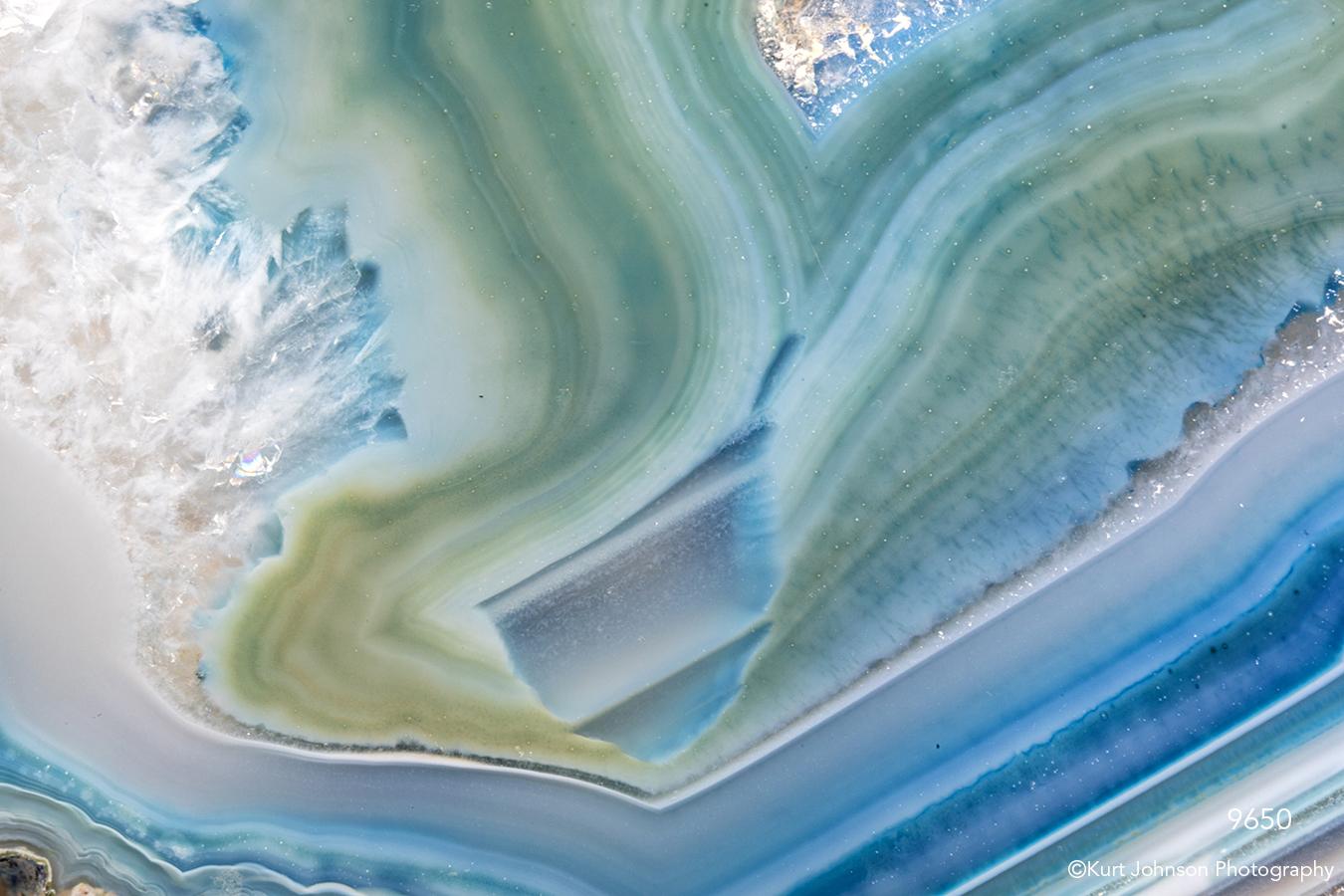 texture rock blue geod
