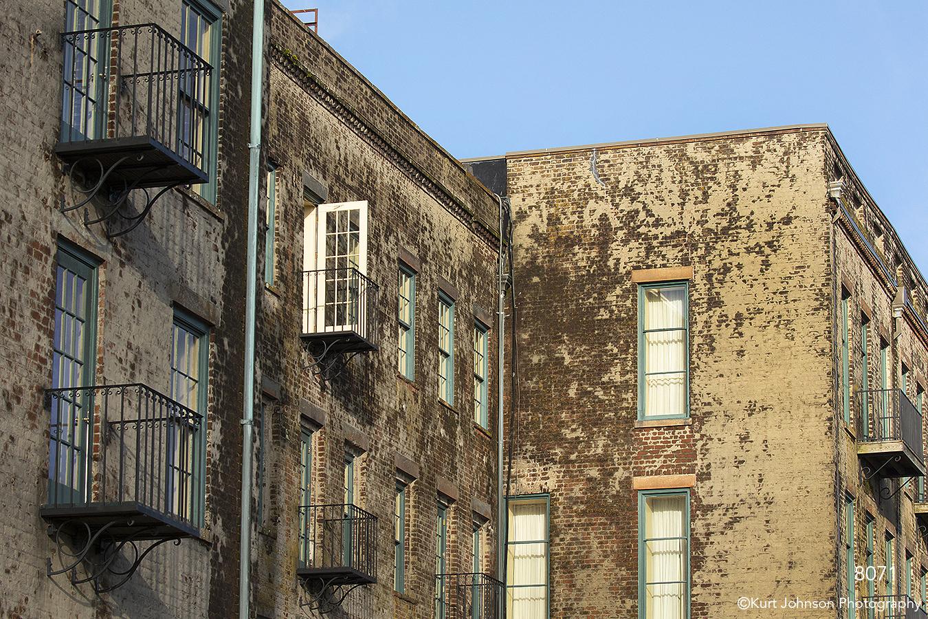 southeast urban architectural landscape