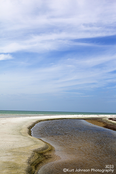 water waterscape blue sky beach sand ocean southeast Florida
