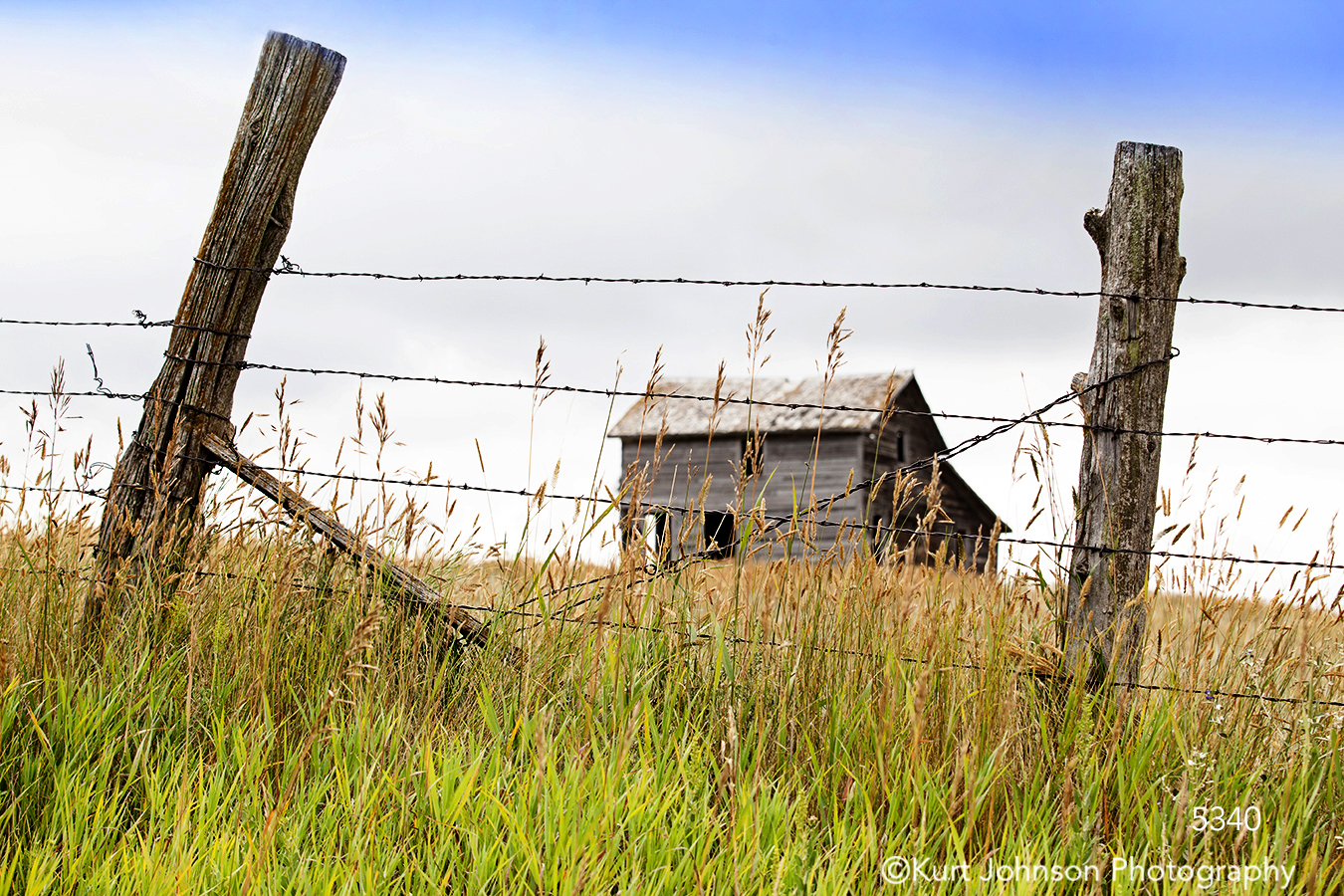 country field barn green grass wood midwest wire fence farm
