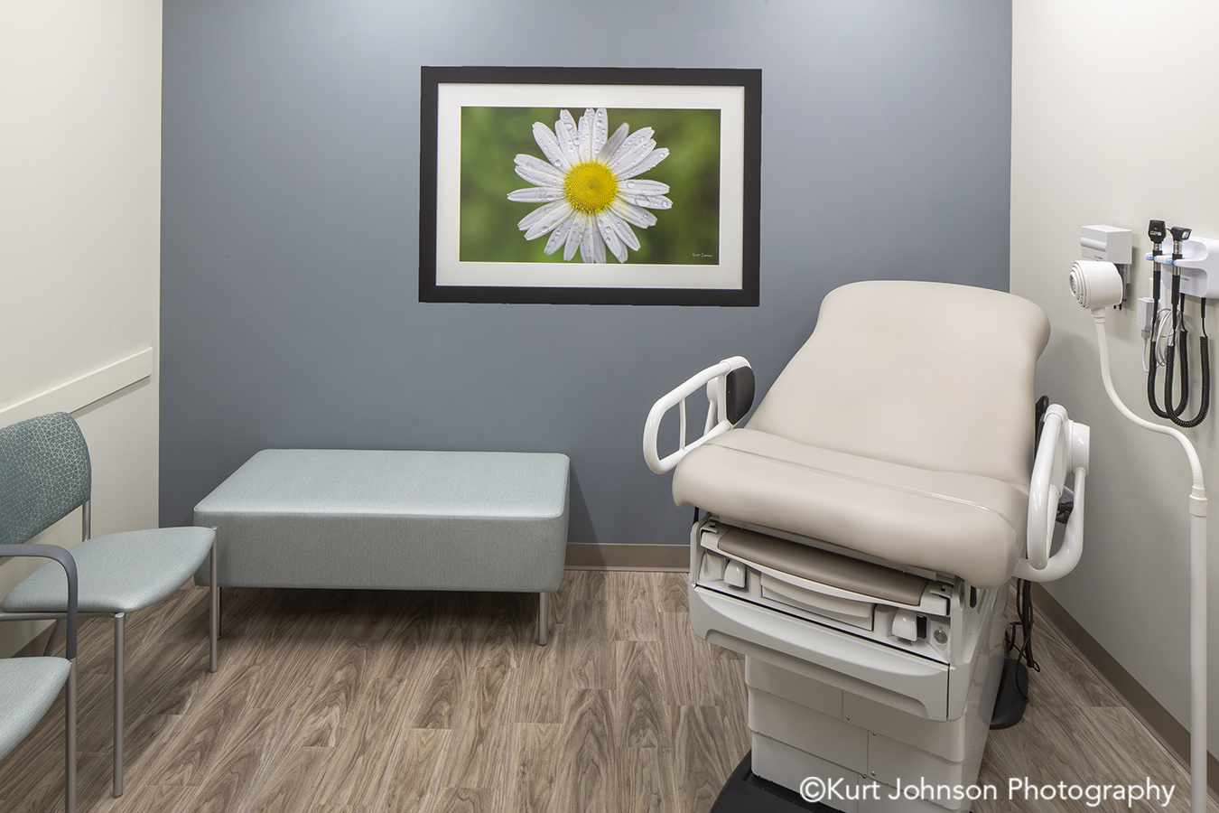 allina health healthcare install installation framed matte landscape art