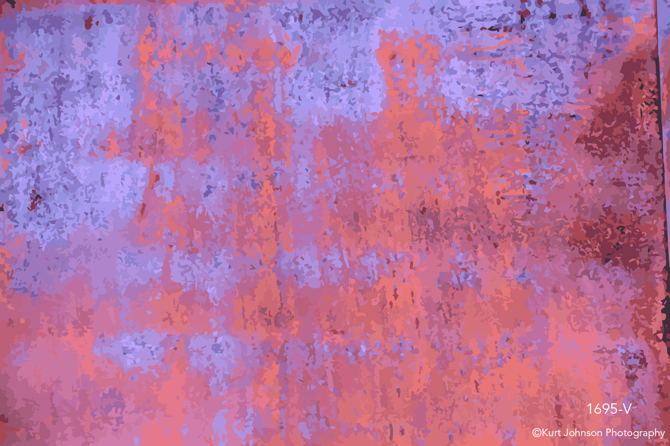 texture close up detail rust purple orange vector