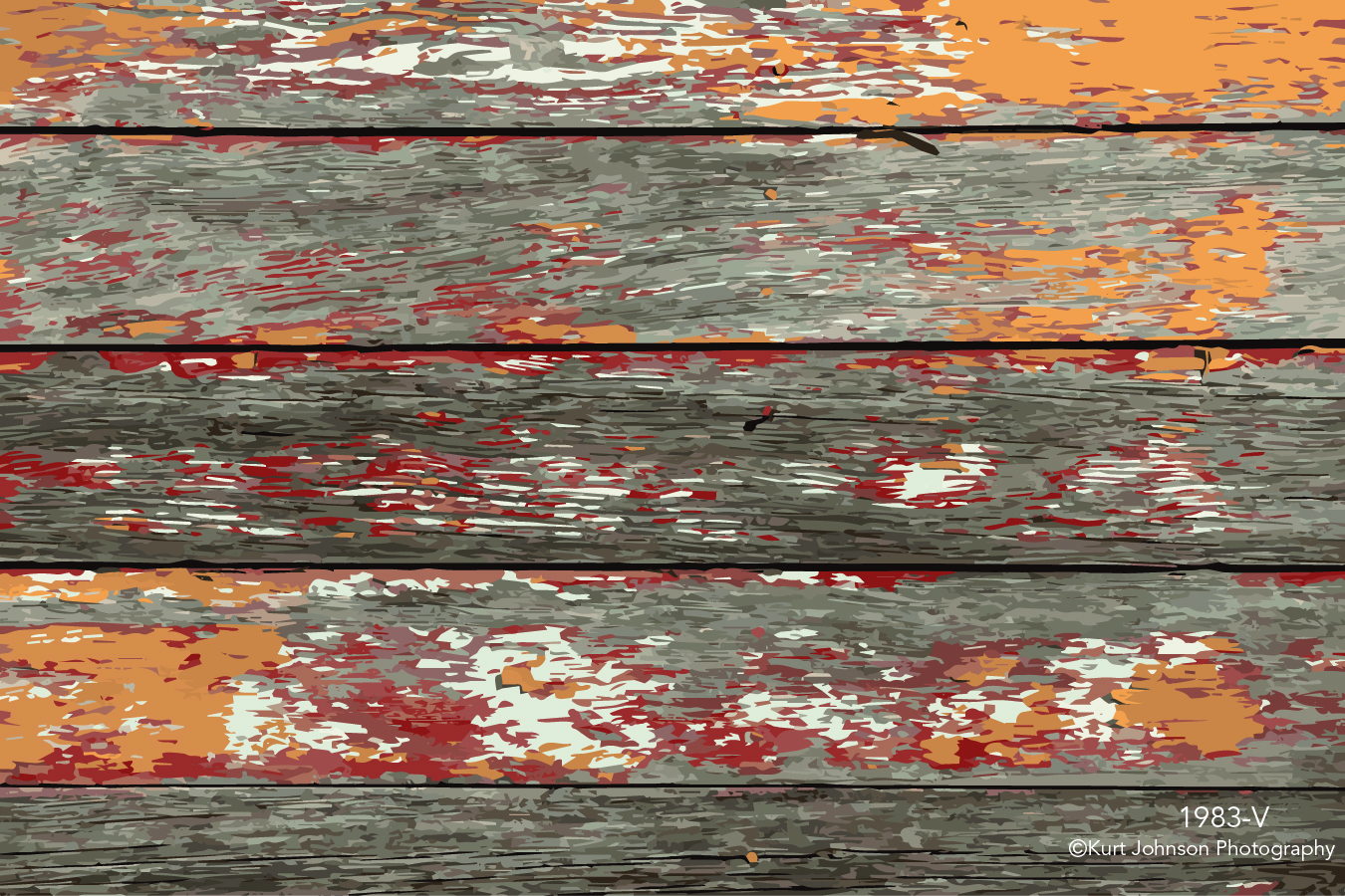 rust rustic barn wood red brown gray orange paint vector texture lines pattern