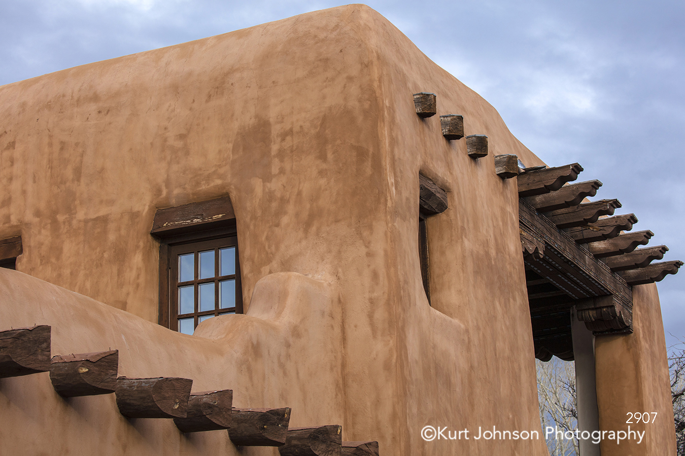 brown pueblo clay building desert southwest santa fe new mexico indigenous window