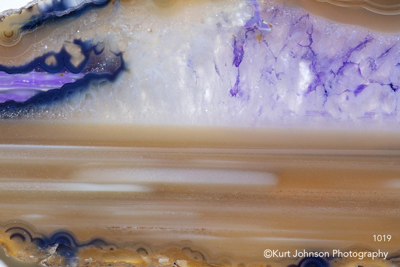 purple blue brown geode agate rock stone texture pattern lines