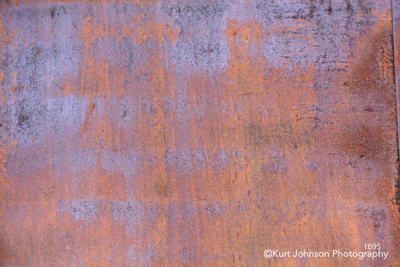 pink purple rust texture pattern metal wall close up macro detail