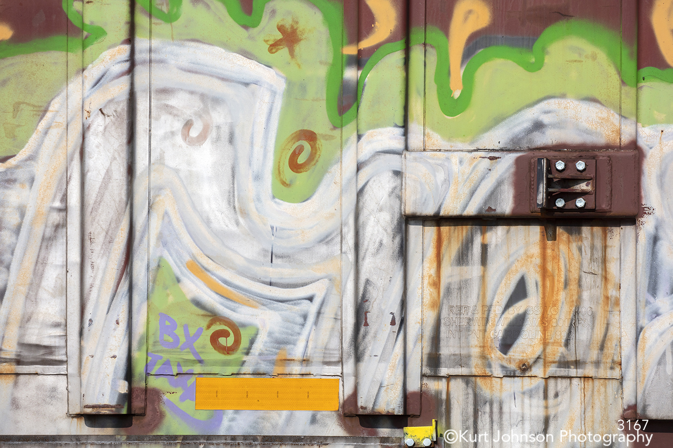 modern urban green pattern shapes texture detail graffiti art paint texture textures